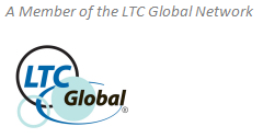 LTC Global logo with Member tag