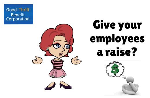 Give em a raise